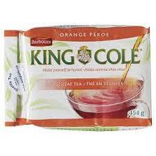 King Cole 12 x 454gr Loose Tea