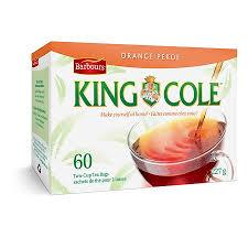 King Cole Tea - 60 bags