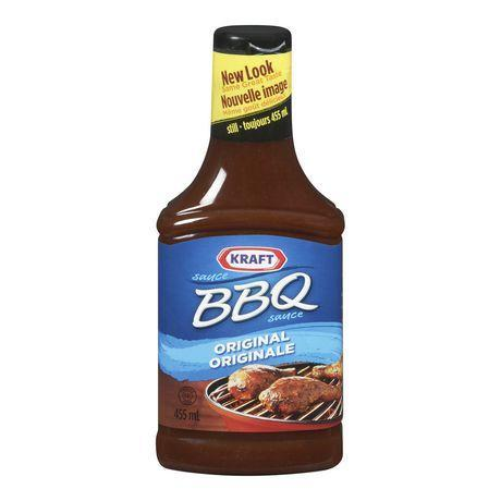 Kraft BBQ Sauce - Original - 455mL - CanadianCatalog