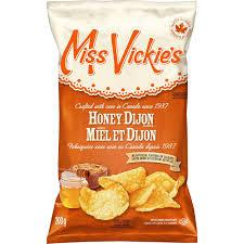 Miss Vickie's Honey Dijon Chips - 200g - CanadianCatalog