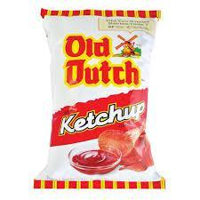 Old Dutch Ketchup Chips - 255g - CanadianCatalog