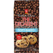 President's Choice Decadent Soft-Baked - 300g - CanadianCatalog