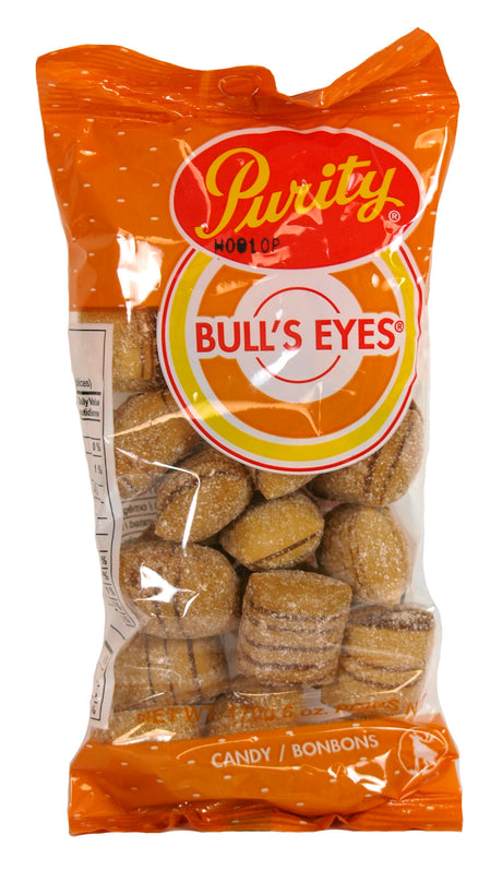 Purity Bull's Eyes Candy - 170g