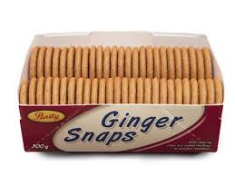 Purity Ginger Snaps