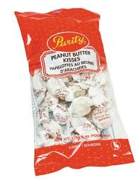 Purity Peanut Butter Kisses - 170g