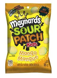 Maynards Sour Patch Kids Mango Candy - 355g - CanadianCatalog