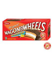 Dare Wagon Wheels Treat - 9 - 315g - CanadianCatalog