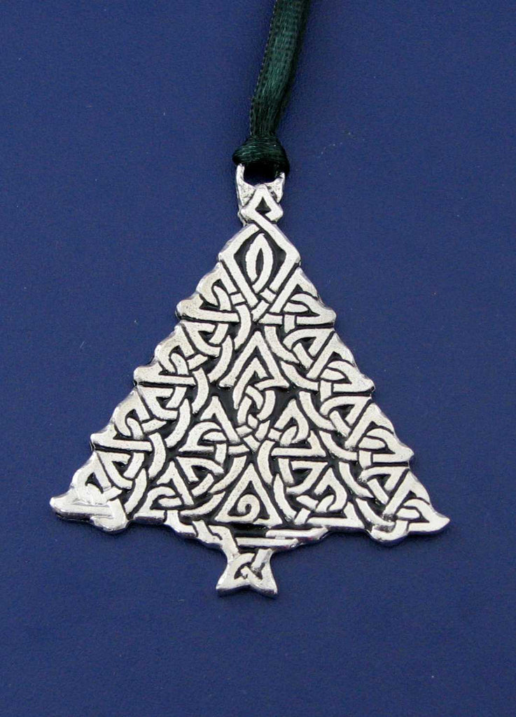 Pewter Ornament - Celtic Tree
