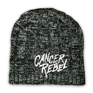 Cancer Rebel Beanie