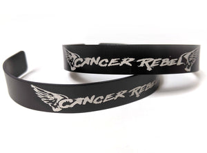 Cancer Rebel Wristband