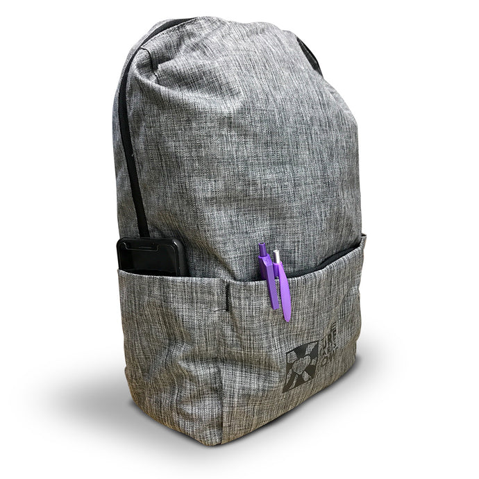 Heathered Backpack
