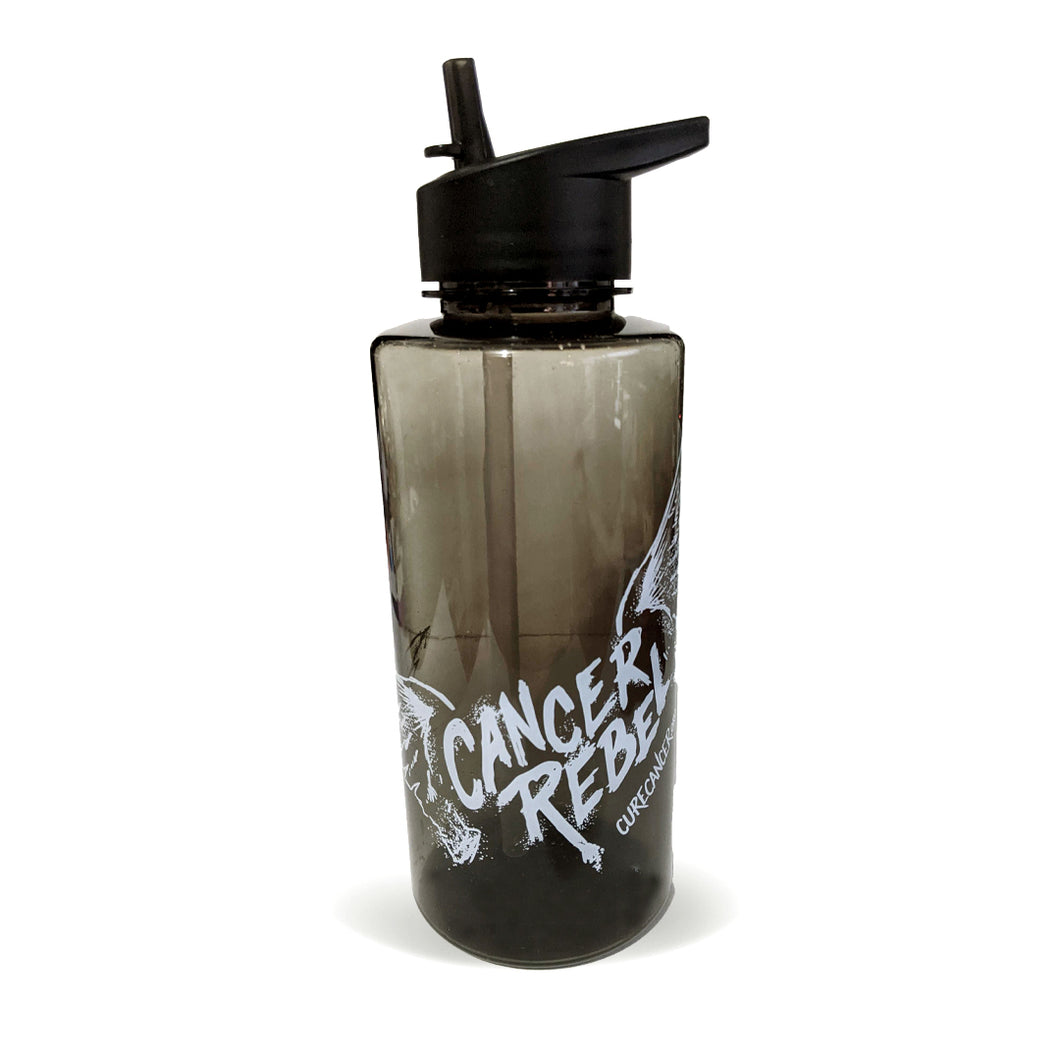 Cancer Rebel Water Bottle