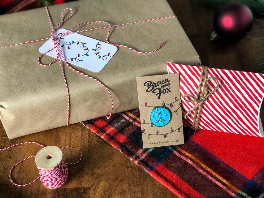 Brown Paper Fox Gift Guide
