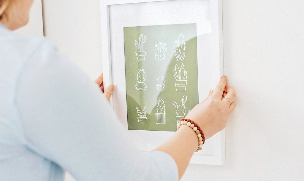 How to Style Our Art Prints