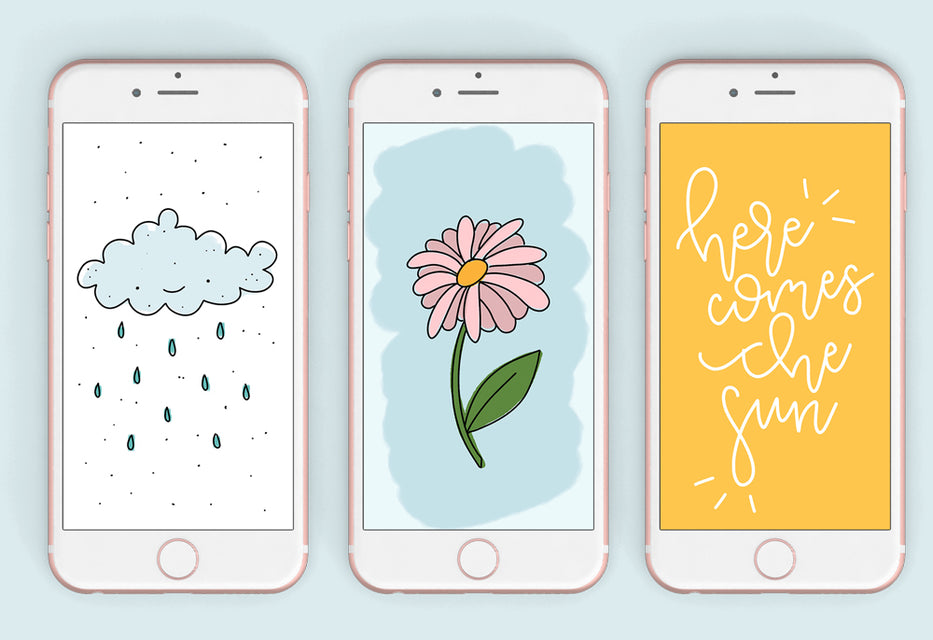 April 2019: Free iPhone Wallpapers