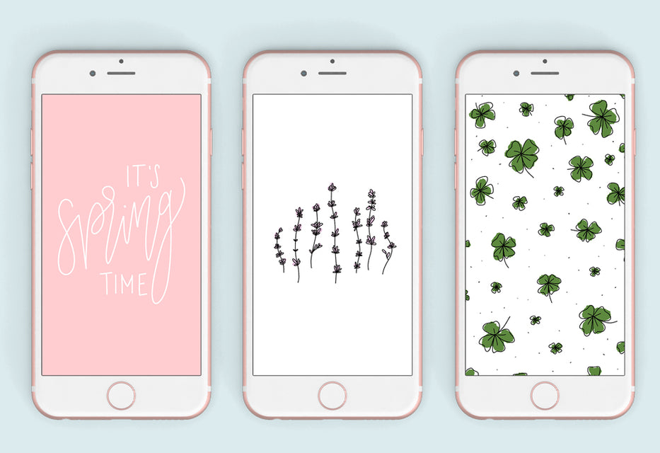March 2019: Free iPhone Wallpapers