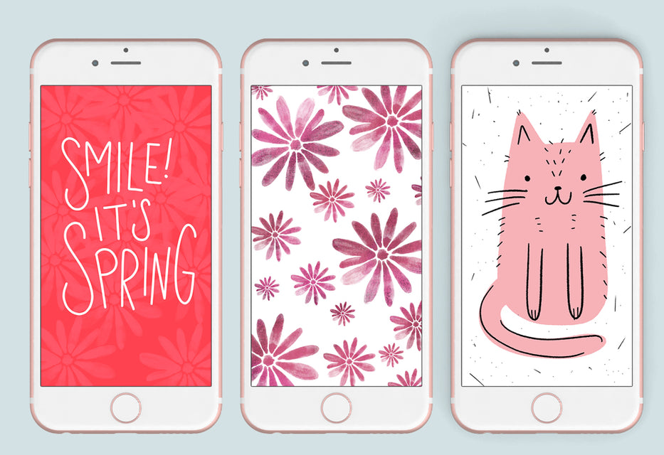 May 2019: Free iPhone Wallpapers