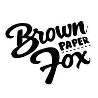 Brown Paper Fox