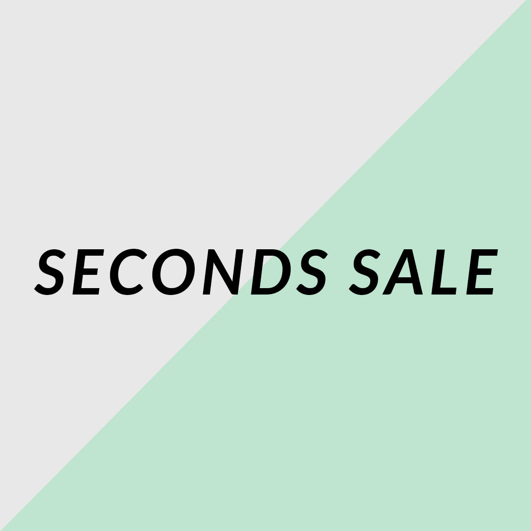 Seconds Sale - B-Grade Enamel Pins - Brown Paper Fox