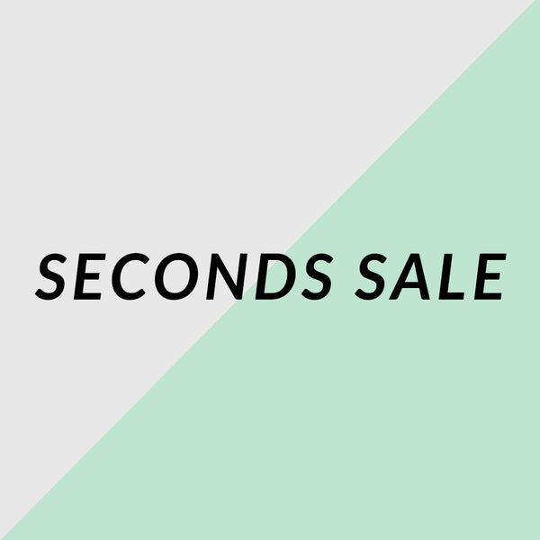 Seconds Sale - B-Grade Soft Enamel Pins - Brown Paper Fox