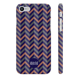 Bold and colourful geometric print phone case from London fine art based brand, David David.  Available for iPhone 6, 6S, 7, 7 Plus, 8, 8 Plus and Samsung Galaxy 6, 6 Edge, 7 and 7 Edge.