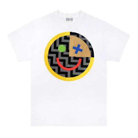 David David 100% cotton t-shirt, made in England