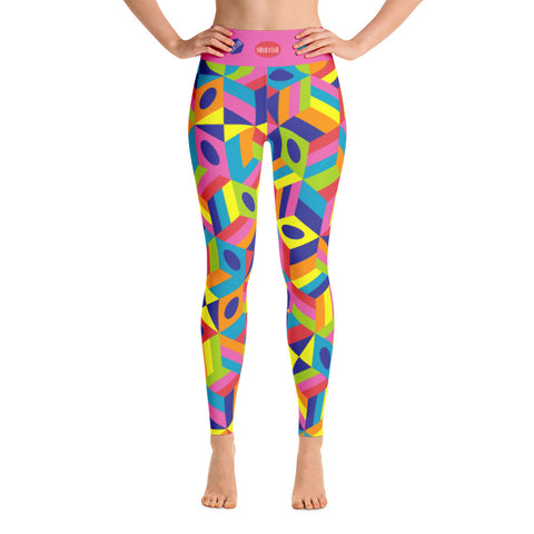 Yoga leggings, Blocker 100
