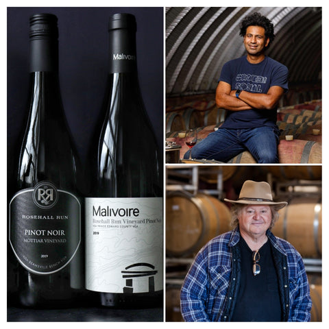 Brothers Project Pinot Noirs
