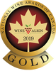 2019 National Wine Awards Gold Medal Winner