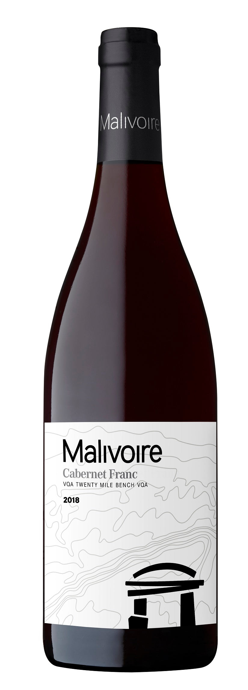 2018 Cabernet Franc - VQA Twenty Mile Bench, Malivoire Wine Co