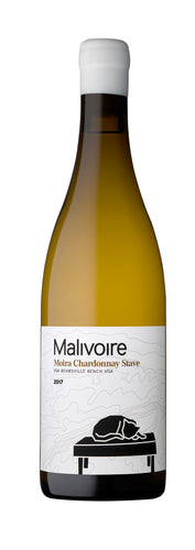 2017 Moira Cat on the Bench Chardonnay Stave, Beamsville Bench, Malivoire Wine Co.