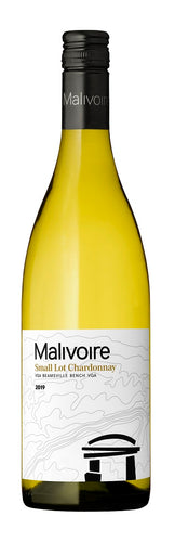 2019 Small Lot Chardonnay - VQA Beamsville Bench, Malivoire Wine Co.