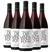 6 pack of 2017 Old Vines Foch