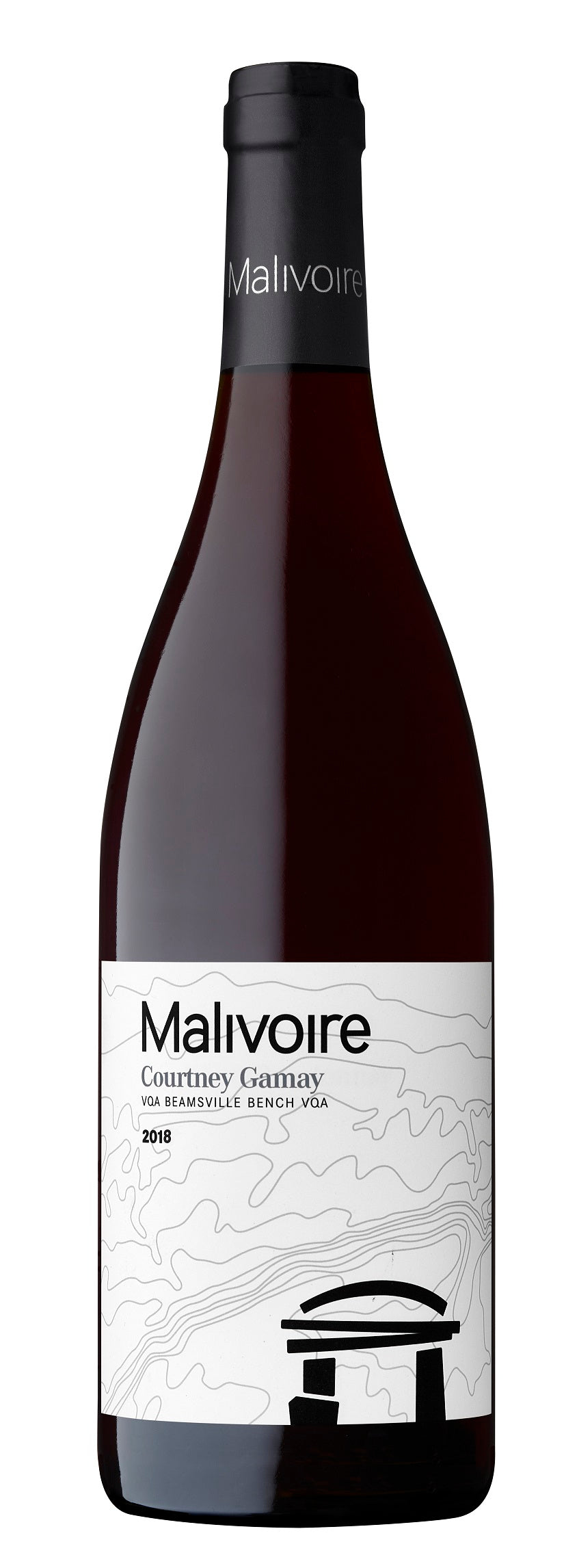 2018 Courtney Gamay - VQA Beamsville Bench, Malivoire Wine Co.