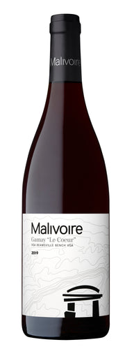 2019 Gamay Le Coeur - VQA Beamsville Bench, Malivoire Wine Co.