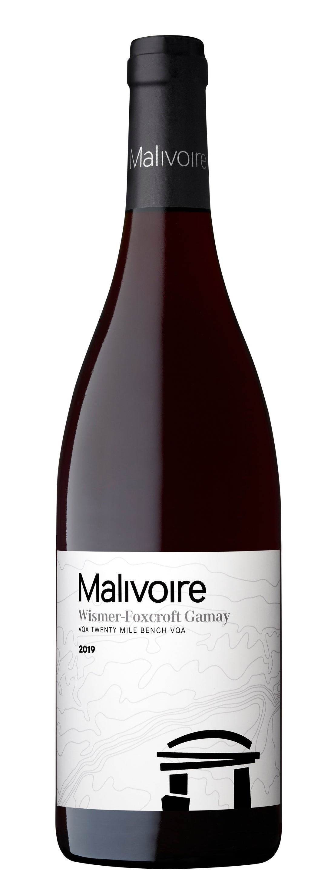 2019 Wismer Foxcroft Gamay - VQA Twenty Mile Bench, Malivoire Wine Co.