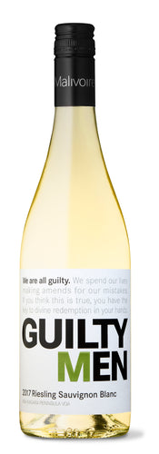 2017 Guilty Men Riesling Sauvignon Blanc