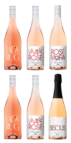 'We the Rosé' Collection