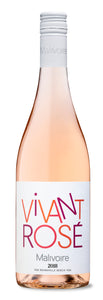 2018 Vivant Rosé - available at lcbo.com and the winery directly