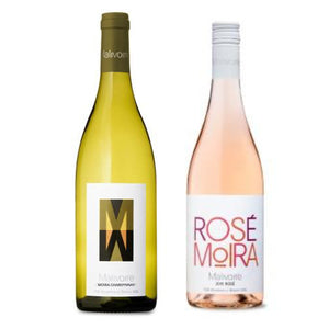 Give it a Try - 3 shipments of 2 bottles of white and/or rosé