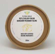 Reflexology Balm Mandarin - Pregnancy Blend - flyingwild