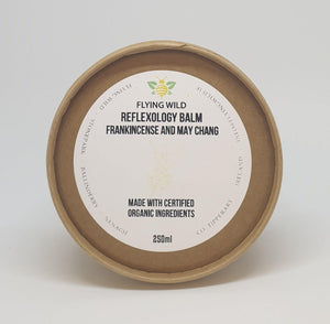 Reflexology Balm Frankincense and May Chang - flyingwild