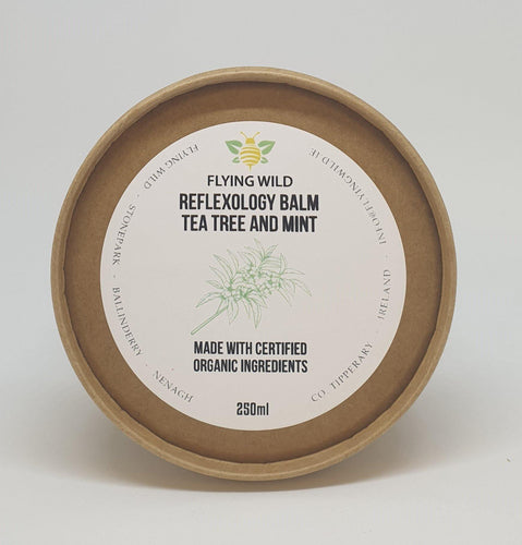 Reflexology Balm Tea Tree and Mint