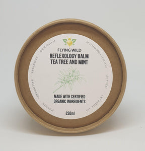 Reflexology Balm Tea Tree and Mint - flyingwild