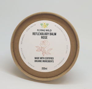 Reflexology Balm Rose - flyingwild