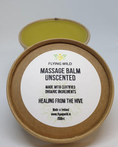 Massage Balm Unscented - flyingwild