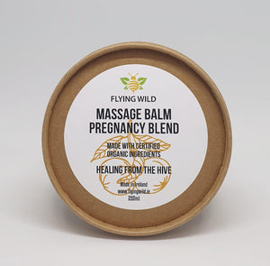 Massage Balm Pregnancy Blend - flyingwild