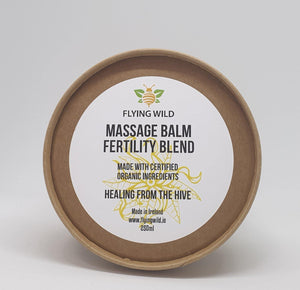 Massage Balm Fertility Blend - flyingwild