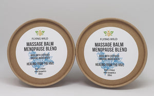 Massage Balm Menopause Blend - flyingwild