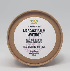 Massage Balm Lavender - flyingwild